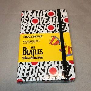*NEW* Moleskine The Beatles Notebook